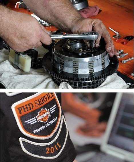 Service at Thunder Mountain Harley-Davidson | Loveland, CO